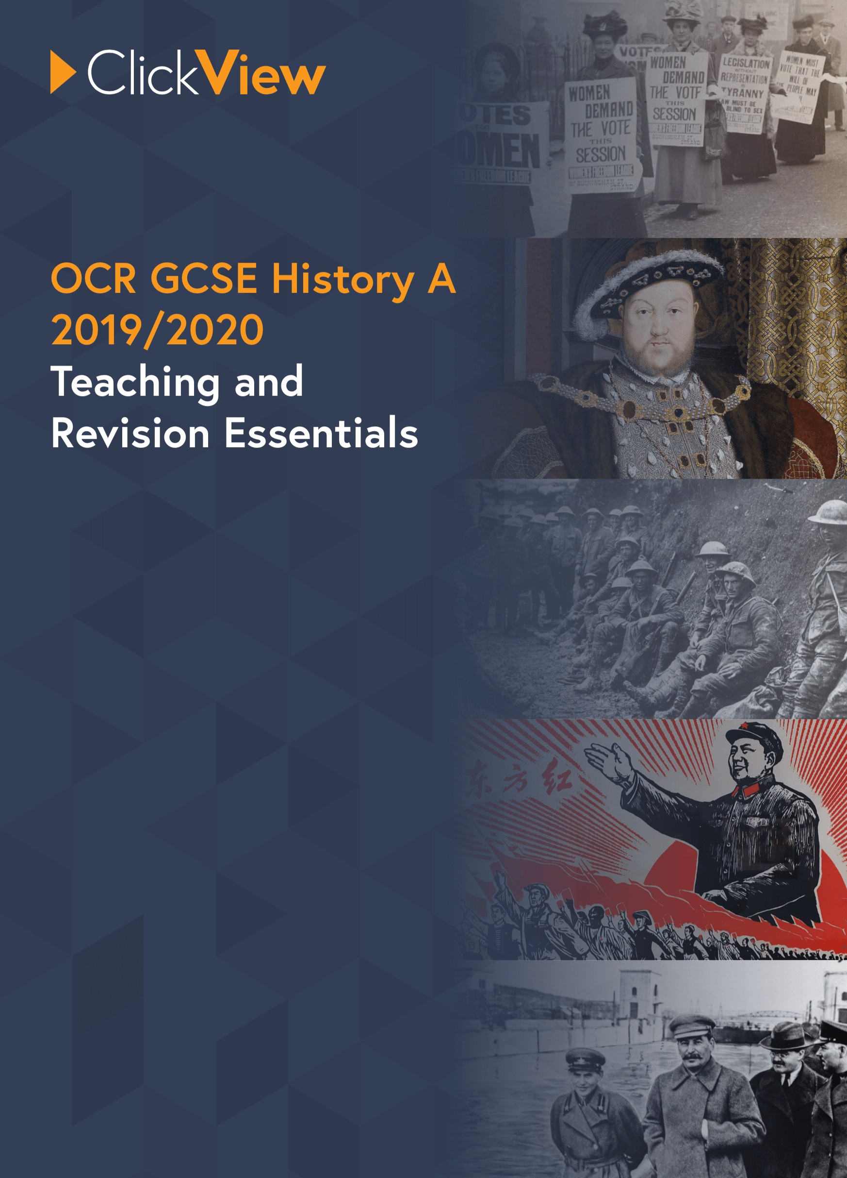 OCR GCSE History A - Teaching and Revision Essentials