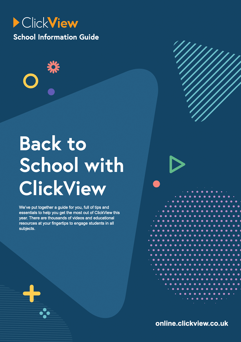 ClickView School Info Guide