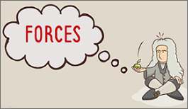 KS3 - Types of Forces-image