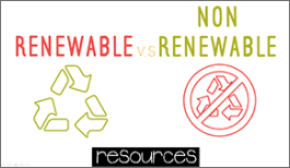 KS3 - Renewable and Non-Renewable Energy-image