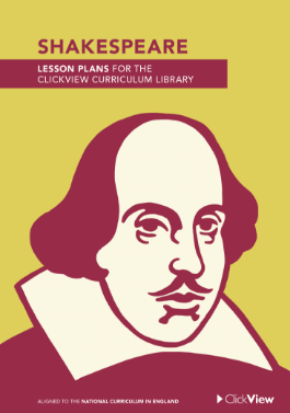 Shakespeare Lesson Plan Book-image
