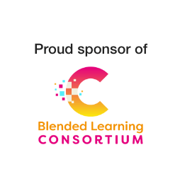 BLC sponsor badge - ClickView