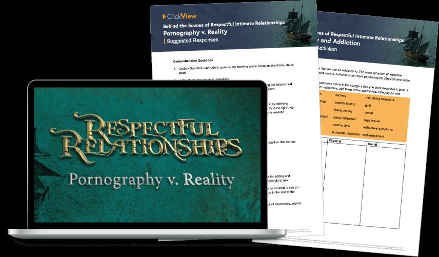 Respectful Relationships - RSE Curriculum - ClickView