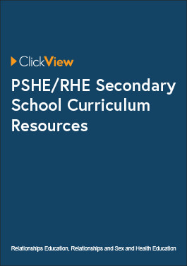 PSHE/RHE Secondary Curriculum Resource List-image