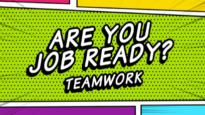 PSHE - Are you Job Ready: Teamwork-video