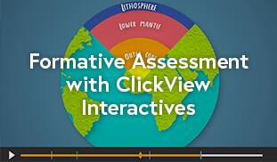 ClickView Interactive Videos