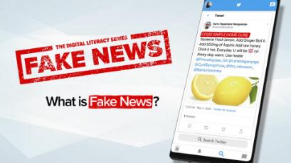 What is Fake News? thumbnail image