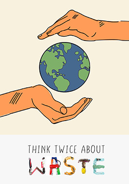 Think Twice About Waste Lesson Plan-image