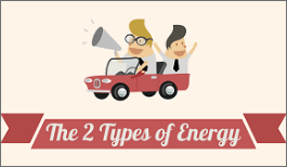 KS3 - The Two Types of Energy-image