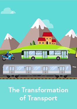 The Transformation of Transport Teacher Pack-image