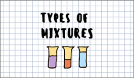KS3 - Types of Mixtures-image